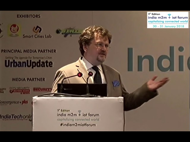 Mr Olaf Gerd Gemein, CEO - Smart Cities Lab (Inaugural Session)