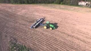 Medlin Farms 2016 Corn Planting