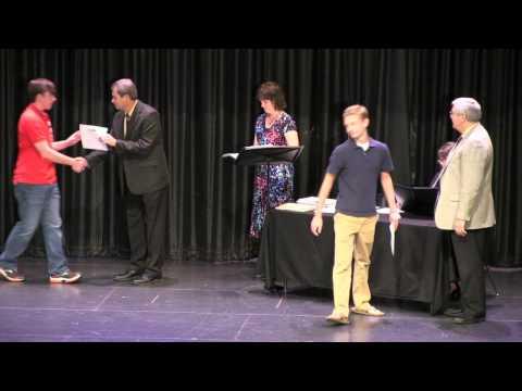 Cullman High School Awards Ceremony - New - 10.3.12