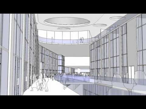 Nottingham S Victoria Centre Plans Fly Through Youtube