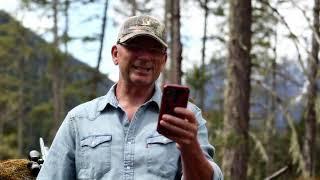 Sasquatch Experience Shared, Very Intense