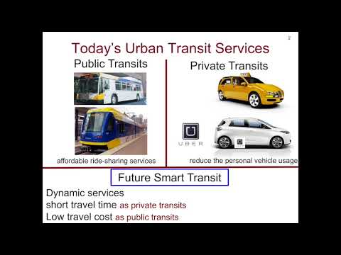 Designing Urban Hub-and-Spoke Transportation System with Data-Driven Cyber-Control