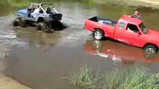 jeep pull chev s10