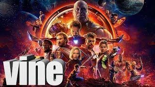 Мстители: Война бесконечности вайн / Avengers: Infinity War vine