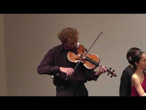 Fritz Kreisler, Prelude and Allegro, Veit Hertenstein(Viola) / Fuyuka Kusa(Piano)