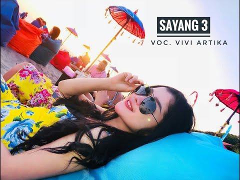 SAYANG 3 ( ska version ) - VIVI ARTIKA - KEN AROCK LIVE SMA NEGERI 1 GONDANG, TULUNGAGUNG