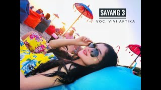 Download SAYANG 3 ( ska version ) - VIVI ARTIKA - KEN AROCK LIVE SMA NEGERI 1 GONDANG, TULUNGAGUNG Mp3