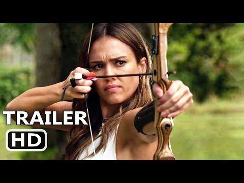 LA'S FINEST 2 Trailer (2020) Jessica Alba, Action Series