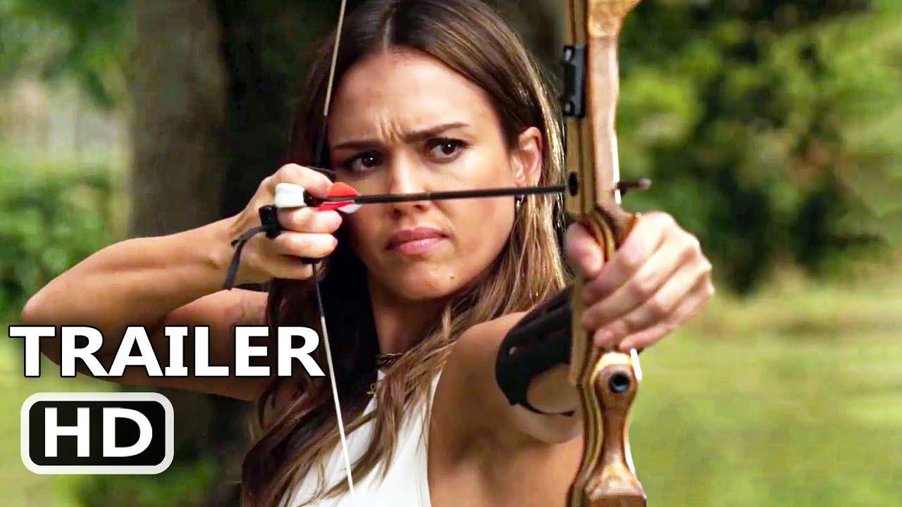 La S Finest 2 Trailer 2020 Jessica Alba Action Series Youtube