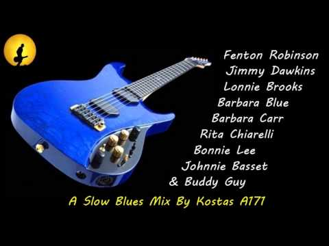 A Slow Blues Mix By Kostas A~171