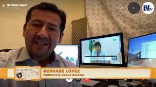 En Bolivia en este momento el poder está acéfalo - La Mañana de EVTV - 11/11/19 Seg 2