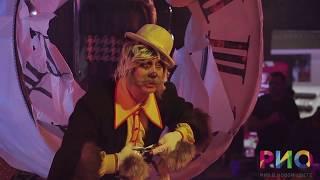 """Новогоднее шоу """"Время Чудес!"""" (Кот фокусник. Интерактив с детьми) CinemaCircus"""