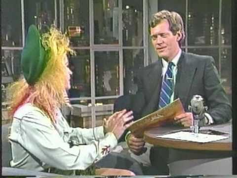 Lauper Interview