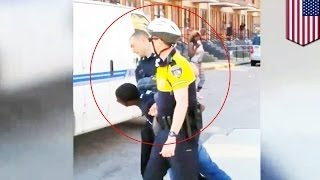 Заключённый погиб из-за перелома  позвоночника в автозаке(Гибель 25-летнего Фредди Грэя – до сих пор загадка. Однако постепенно правда всплывает наружу. К примеру,..., 2015-04-27T10:33:08.000Z)