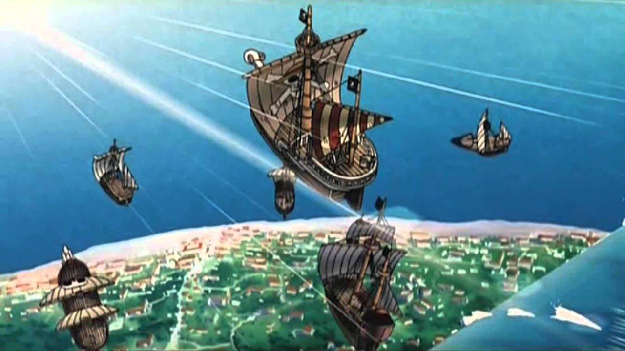 One Piece Movie 4 OST - Dead End no Bouken - Ikirun da ...