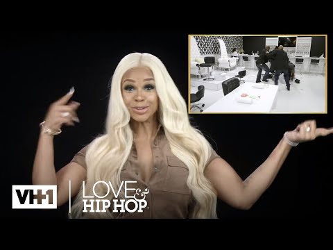 Love & Hip Hop: Hollywood | Check Yourself Season 4 Episode 5: Catch The Fade Outside | VH1