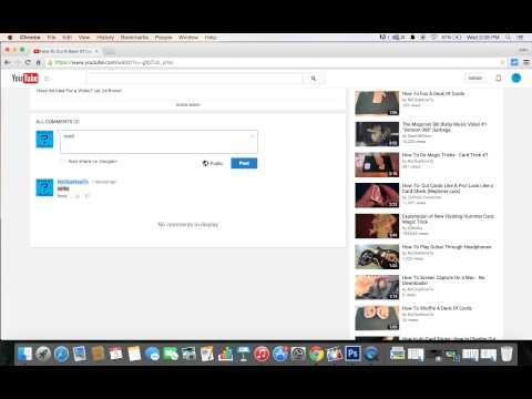 How To Strikethrough Text On Youtube