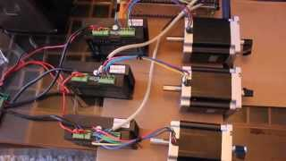 Longs 3 Axis Cnc Kit Part 1: Wiring
