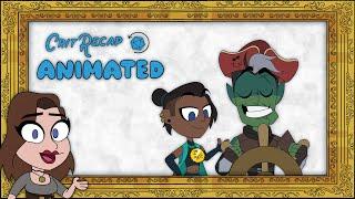 Adventure on the High Seas | Crit Recap Animated | Campaign 2, Episodes 36-47