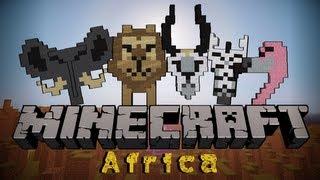Minecraft - Africa