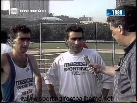 Atletismo :: Irmãos Castro brilham em Nova Yorke em 1989