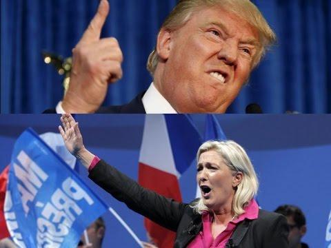 Después de Trump..., ¿Le Pen en Francia?