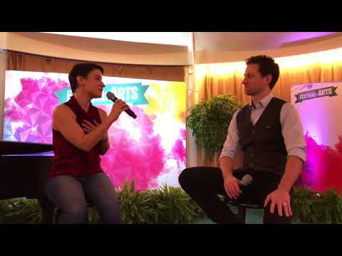 Epcot International Festival of the Arts - Broadway Series Preview Newsies