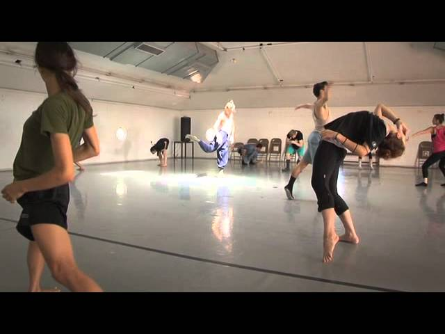 Ohad Naharin discusses Gaga movement