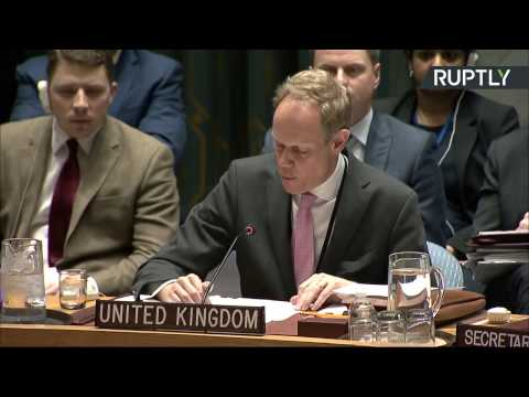 Emergency UNSC meeting on US missile strike on Syria