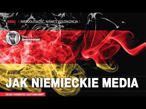 Paweł Piekarczyk czyta: Jak niemieckie media niszczą dumę z Polski