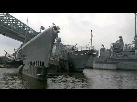 Battleship Cove Overnight Trip