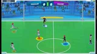 Galactik Fottball : Match