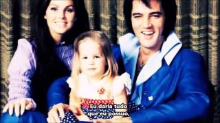 Elvis Presley & Lisa Marie Presley - Everything I Own (legendado)