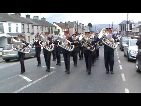 Tamlaghtmore Silver Band - Slaidburn