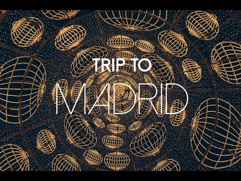 My trip to MADRID | Paul Shepherd