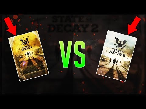 ULTIMATE EDITION vs Normale Edition State Of Decay 2 deutsch - Review bald!