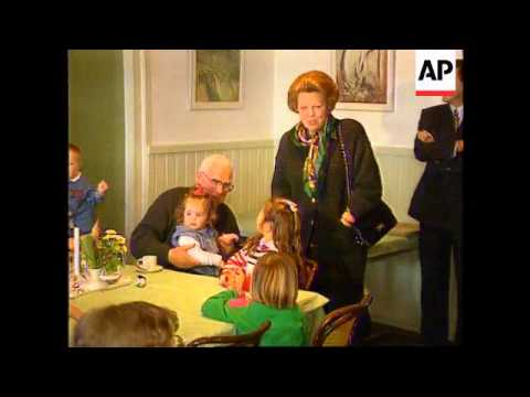 The Netherlands: Queen Beatrix, Prince Willem Alexander