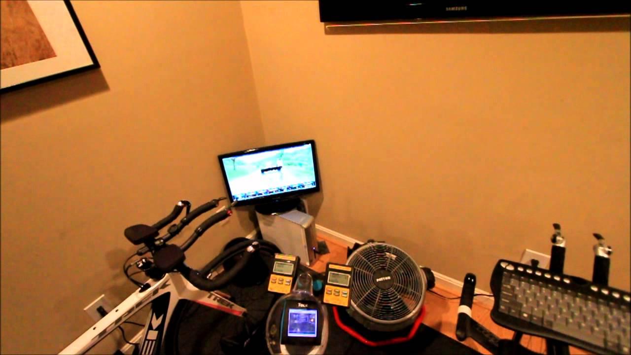 Tacx Bushido With Tts 30 System Real Life Video Vs Ergovideo