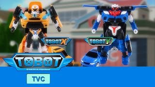 TOBOT X,Y INTL TVC [또봇 X,Y 해외 티비광고]