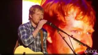 Ed Sheeran - Feeling Good/I See Fire (Live at Rock In Rio 2015)
