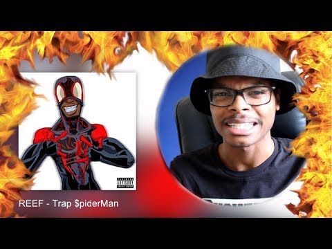 ISSA DISS TRACK!   Azerrz - Trap Spider Man (Spider Man Diss Track)   Reaction