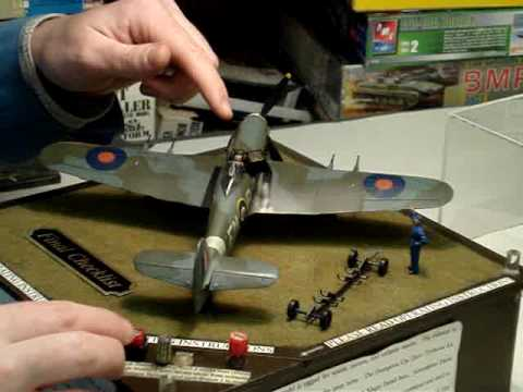 Dr. Hobby Presents: Hawker Diorama
