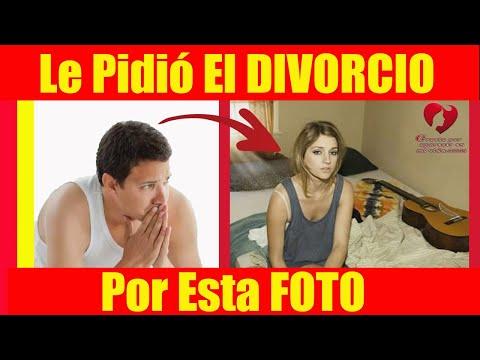 MARIDO Le Pide El DIVORCIO Después De Ver Más Cerca La FOTO Que Le Había Enviado
