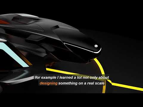 Hyundai Kite The Two In One Electric Buggy Concept In Cooperation With The Ied