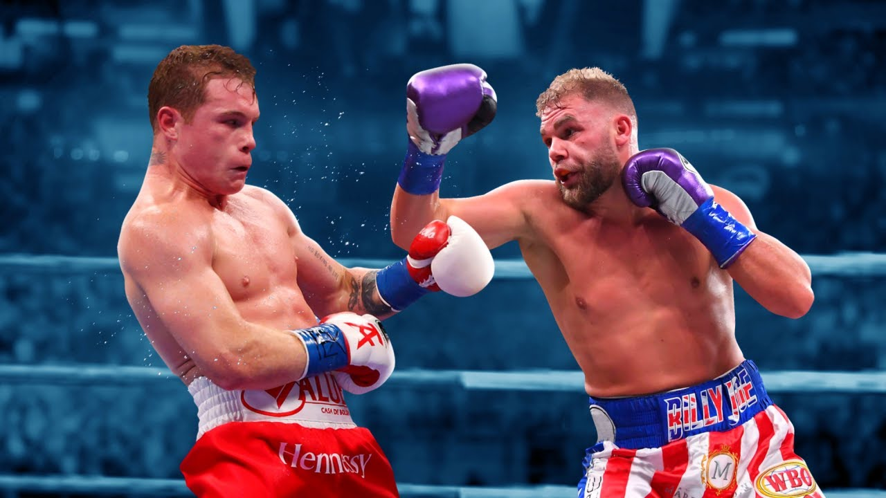 Canelo Alvarez vs Billy Joe Saunders - A CLOSER LOOK