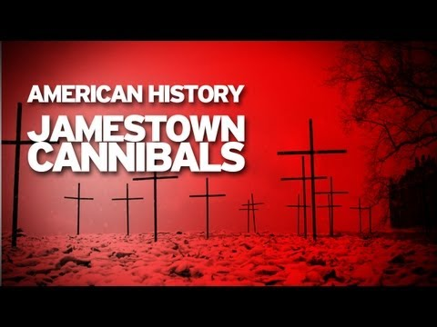 Jamestown Cannibals