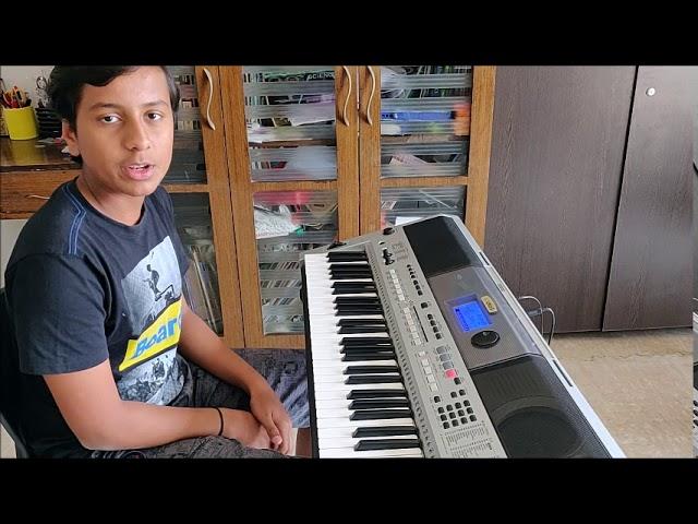 Instrumental Entry | Samanyu Raina 4 | Bangalore, India