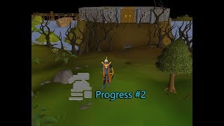 OSRS IronMan Progress #2 - Quest time