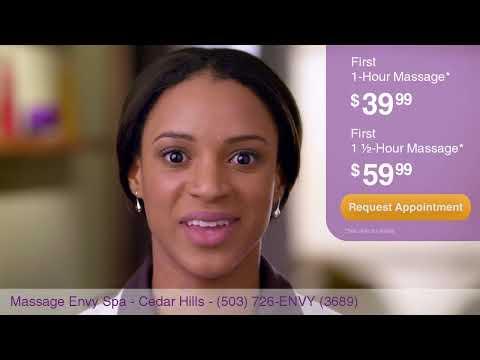 Massage Envy Spa - Cedar Hills National Branding