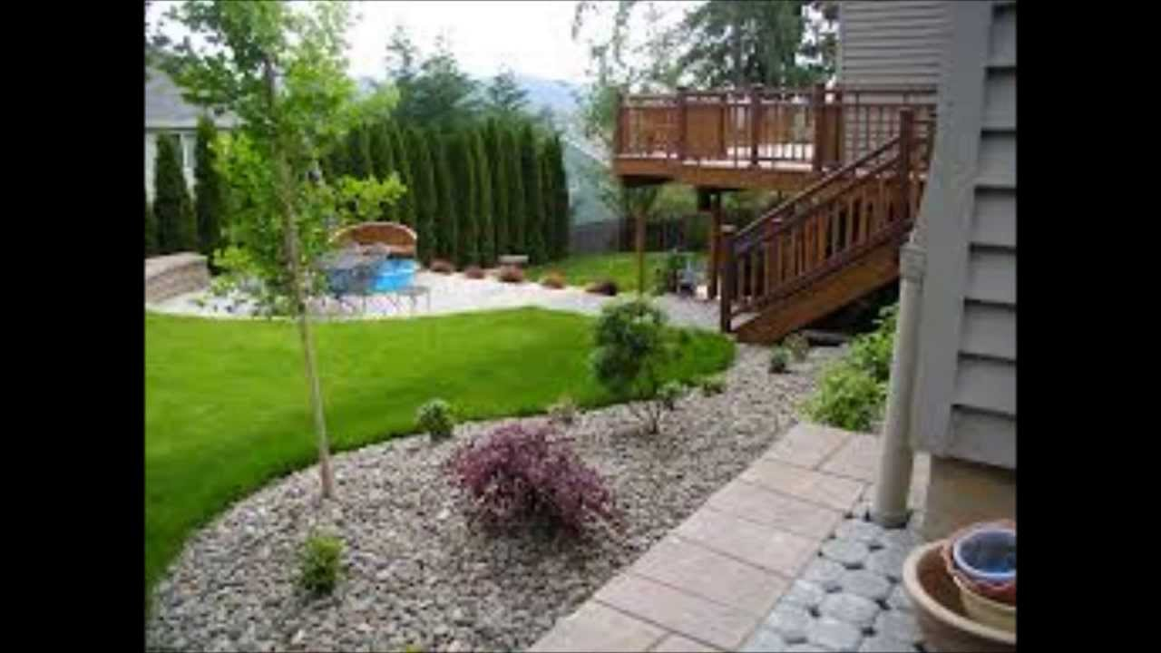 Get great backyard landscaping ideas and find the top for Backyard garden designs and ideas